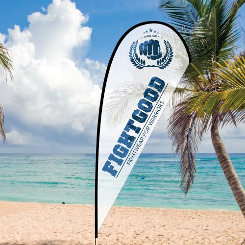 Beachvlag Miami