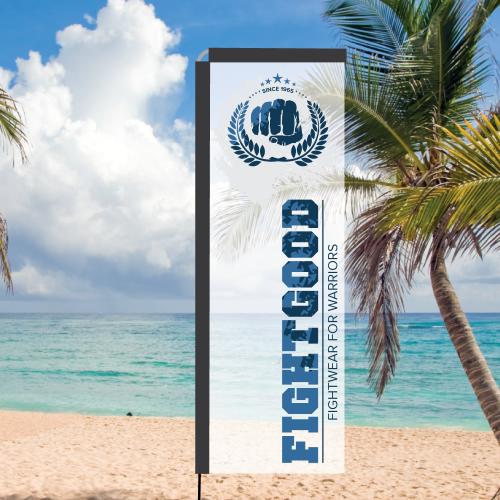 Beachvlag Panama